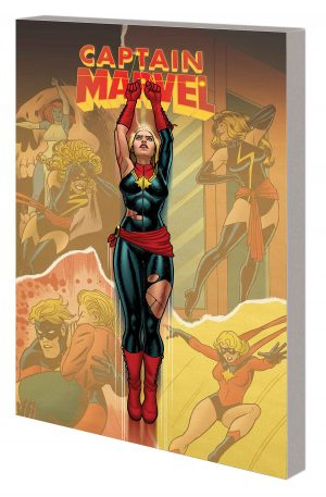CAPTAIN MARVEL TP VOL 02 EARTHS MIGHTIEST HERO