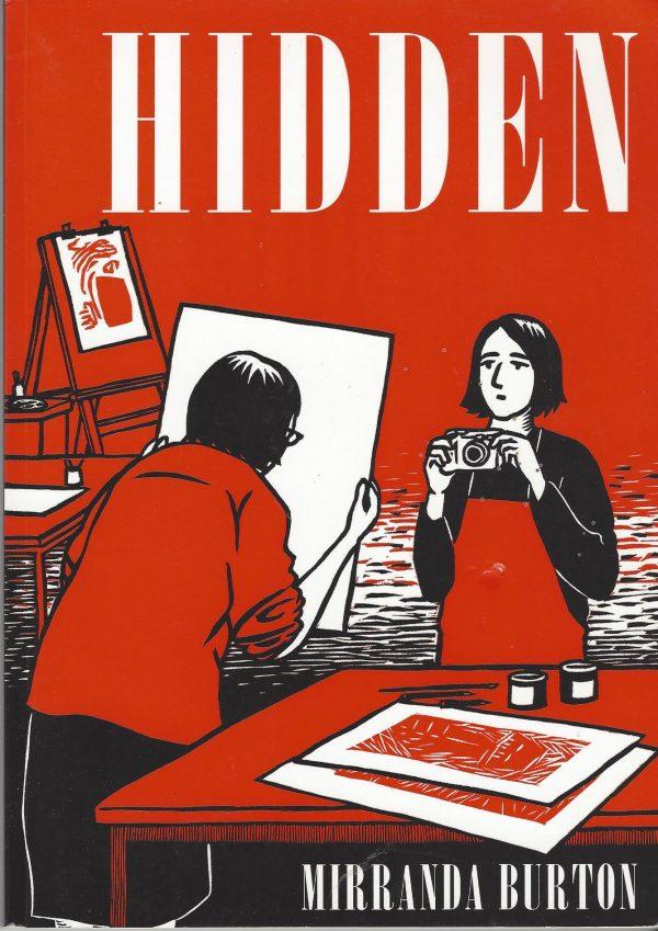 Hidden by Mirranda Burton