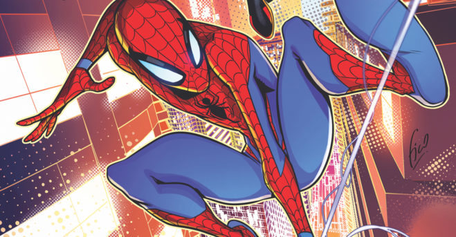 All Ages Spider-Man starts in November
