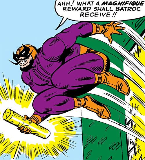 Thor Laserpunch Avatar